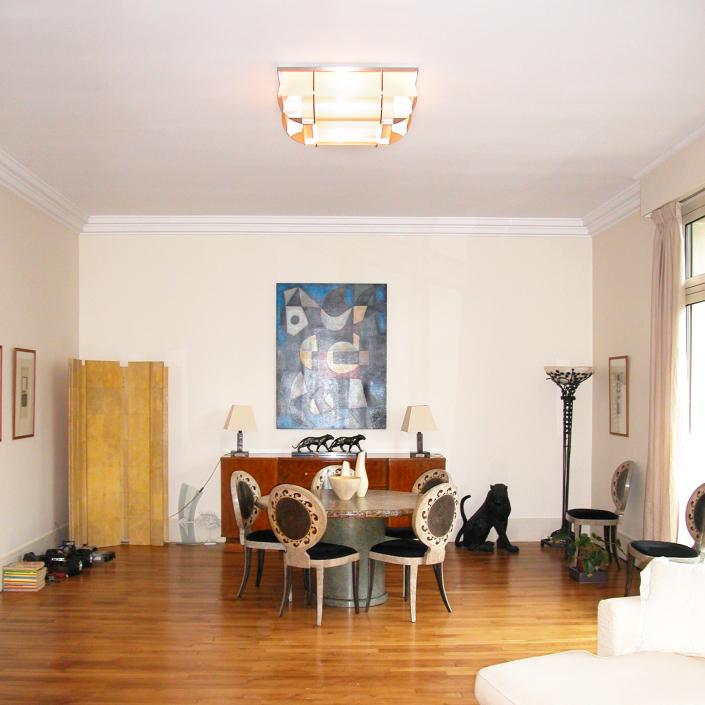 Plafonnier / Ceiling light Jean Perzel REF. 373
