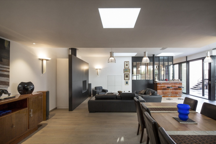 Agence Khora, Loft Berite - Applique / Wall light Jean Perzel REF. 650